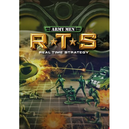 Army Men RTS (PC) (Email -