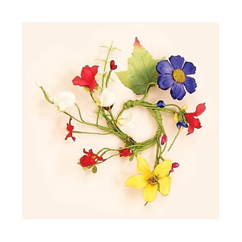 Worth Imports Wildflower Candle Ring