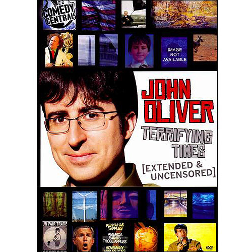 John Oliver: Terrifying Times (Widescreen)