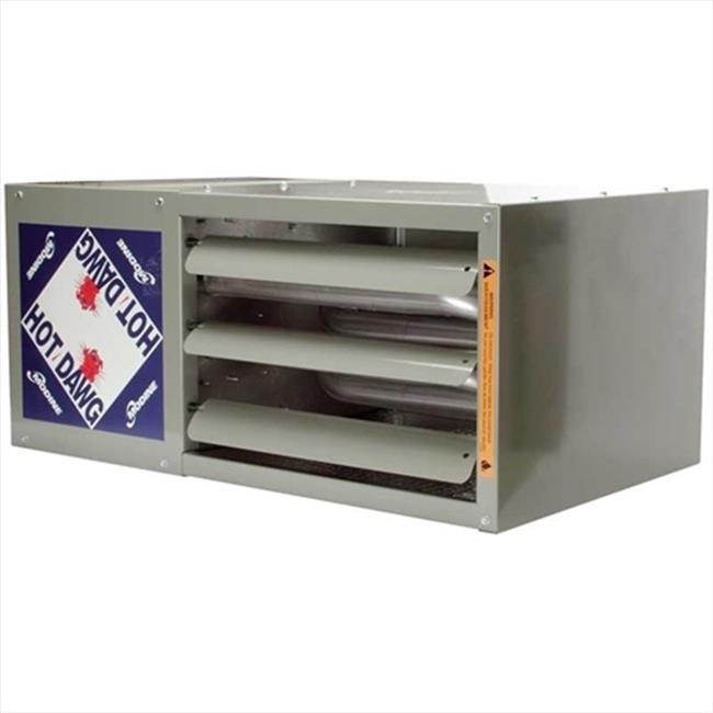 Modine HD125A-01-21 Hot Dawg Propane Heater 100K BTU