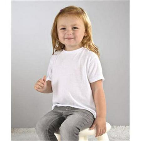 204685aad Sublivie - Toddler SubliVie Toddler Sublimation Polyester T-Shirt-1310 -  Walmart.com