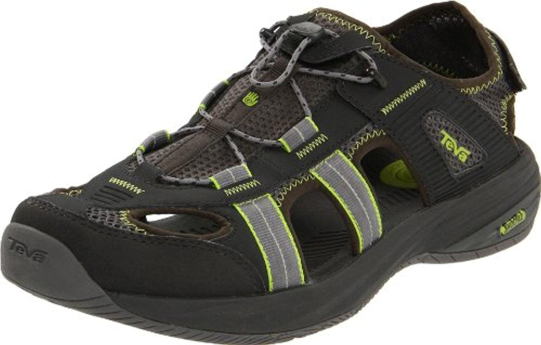 Teva Men's Churnium Water Shoe,Gunmetal,10 M US by teva