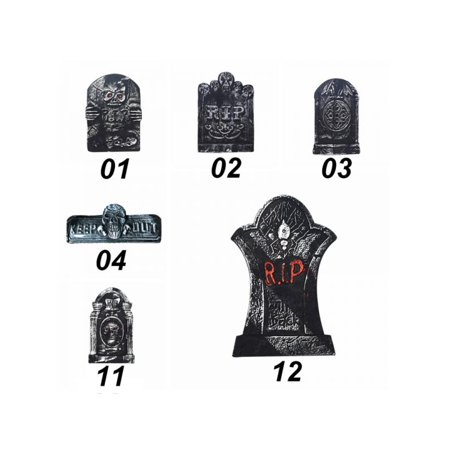 Sawpy Halloween Decoration Decoration Tombstone Grave Placard Photography (Halloween Tombstones)