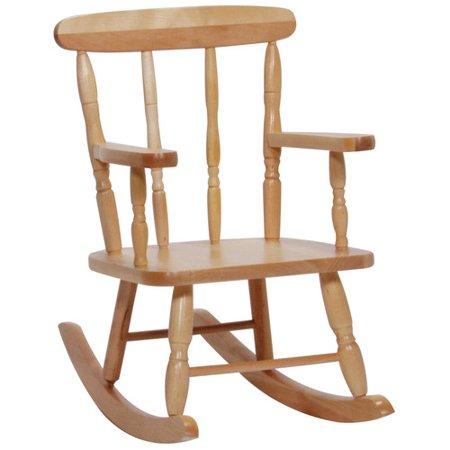 Steffy Wood Products Kids Rocking Chair - Walmart.com