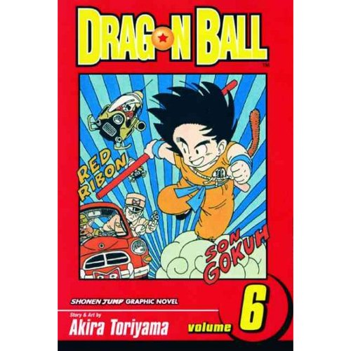 Dragon Ball 6