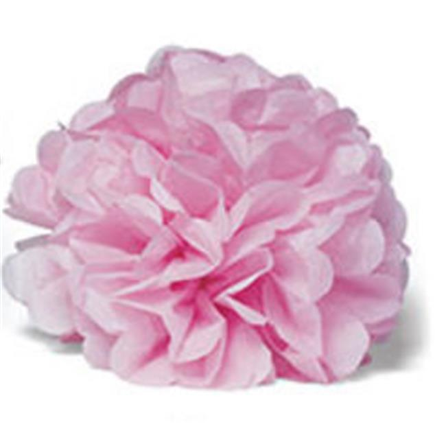 Celebration Peonies Tissue Paper Flowers - X Large - Pastel Pink