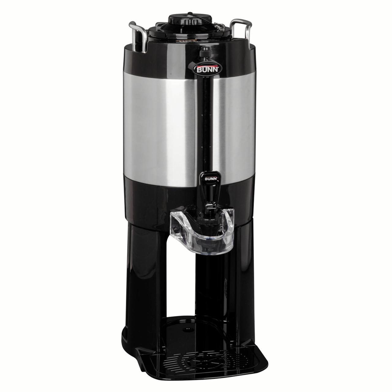 BUNN 1.5 Gallon ThermoFresh Mechanical Sight Gauge Portable Server w/Base