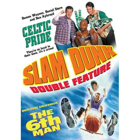 - Slam Dunk Double Header: Celtic Pride / 6th Man (DVD)