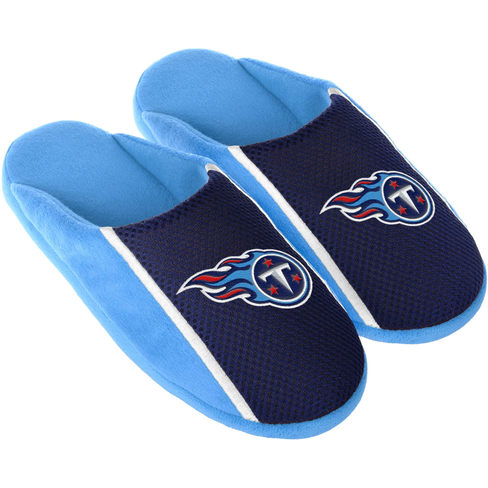 Tennessee Titans Men's Jersey Slide Slipper