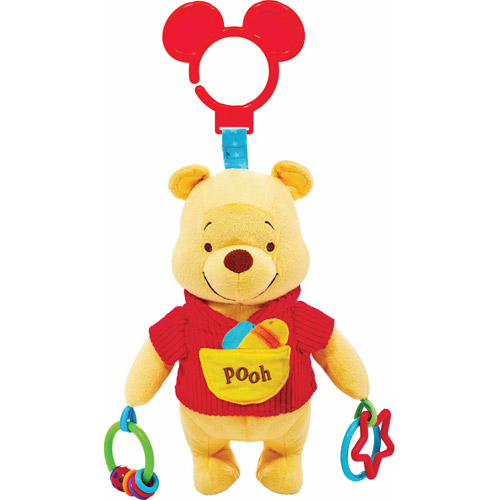 Disney Baby Winnie the Pooh Activity Toy