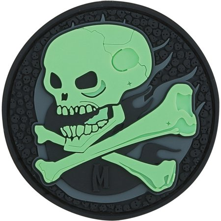 Maxpedition Gear Skull Patch (Maxpedition Hook)