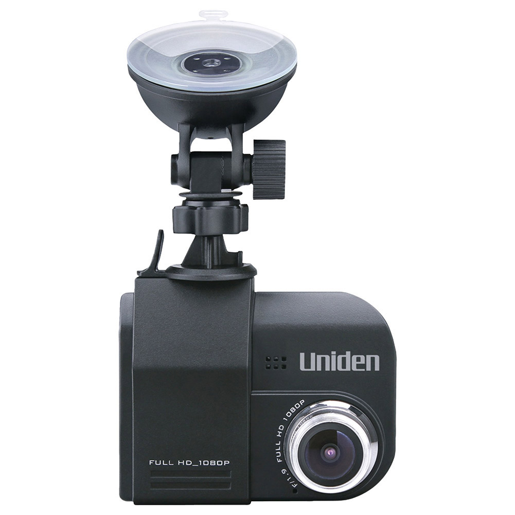 Uniden DC4GT Full HD Dash Camera with GPS and Red Light Camera Warning by Uniden