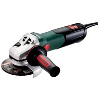 Metabo 5-Inch Variable Speed Angle Grinder - 2,800-9,600 Rpm - 13.5 Amp With Electronics, High Torque, Lock-On