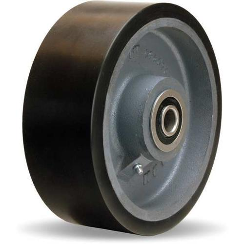 HAMILTON W-830-DB70-3/4 Caster Wheel, 3250 lb., 8 D x 3 In.