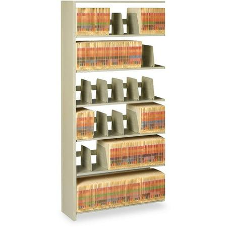 - Tennsco, TNN1276ACSD, Shelf Add-on Unit, 1 Each, Sand