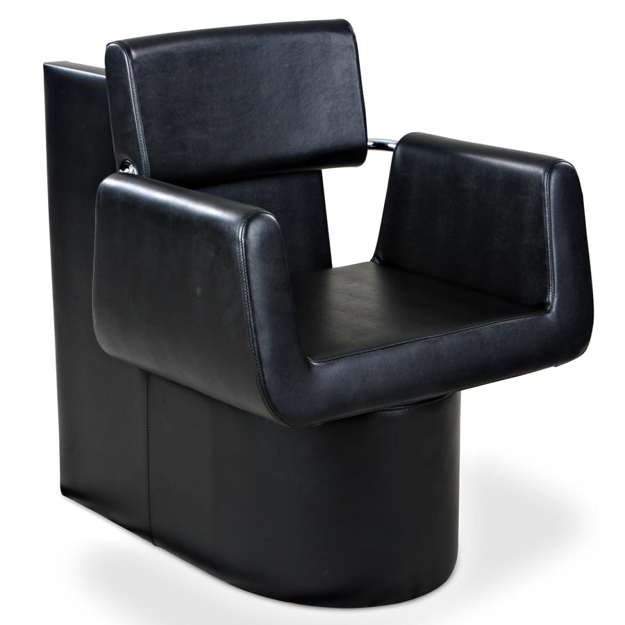 "Icarus Hepburn"" Black Dryer Chair"