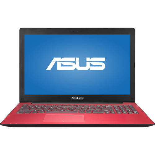 "Click here to buy ASUS 15.6"" X553SA-WS01-RD Laptop PC with Intel Celeron N3050 Processor, 4GB Memory, 500GB Hard Drive and Windows 10 by ASUS."