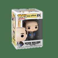 Funko POP! TV: The Office - Kevin Malone w/ Chili