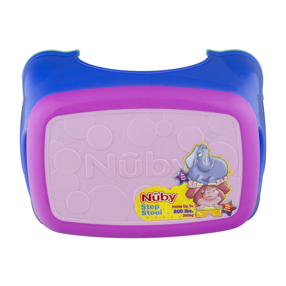 Nuby Step Stool, 1.0 CT