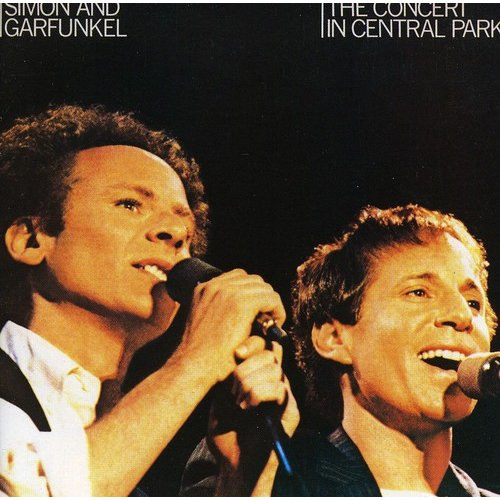 Paul Simon & Art Garfunkel - Concert in Central Park [CD]