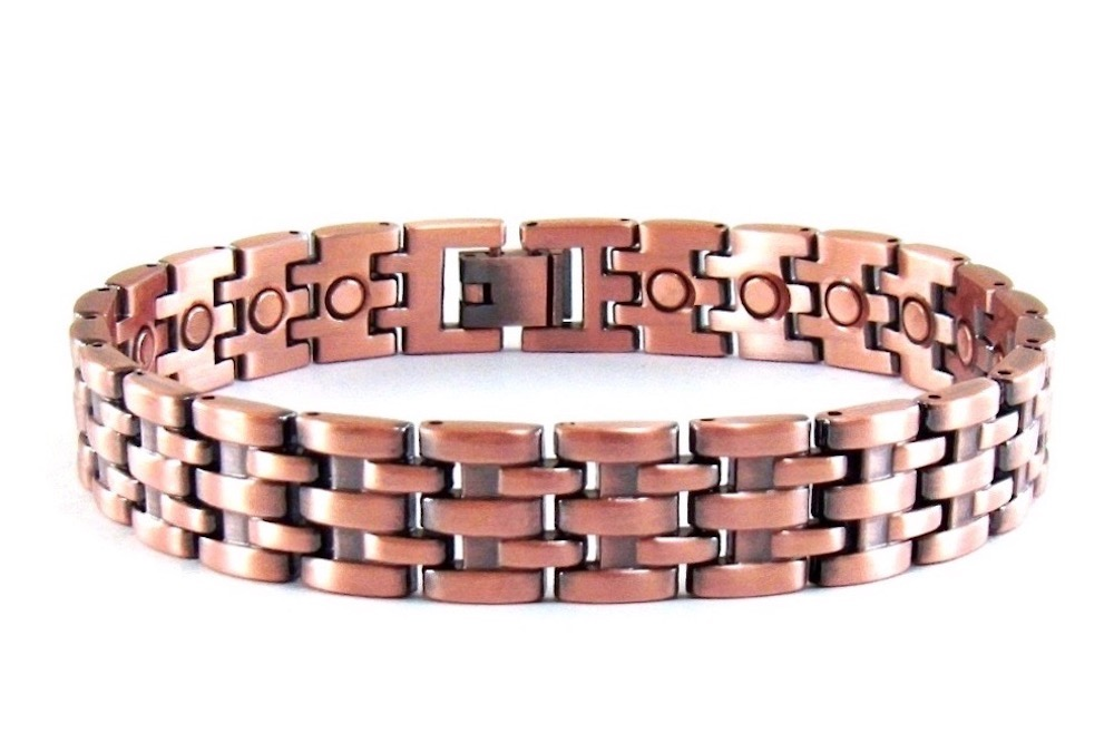 Proexl Mens Magnetic Pure Copper Bracelet Toro With Magnets For Arthritis Pain Relief 7 50