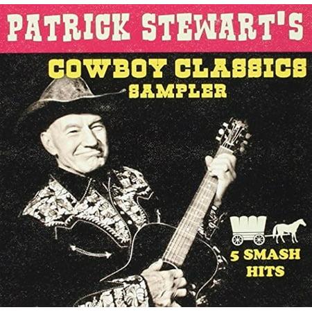 Patrick Stewarts Cowboy Classic Sampler