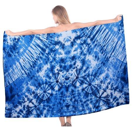1c0c2e183b LA LEELA BEACH Rayon Casual WOMEN Bikini Scarf Wrap Long Sarong Swimsuit  Pareo
