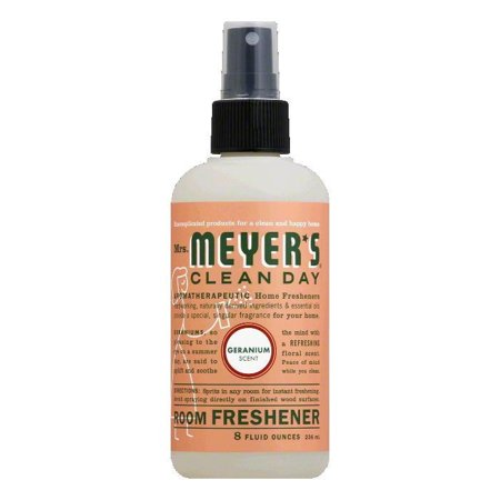 Mrs Meyer S Clean Day Spray Air Freshener Geranium Room