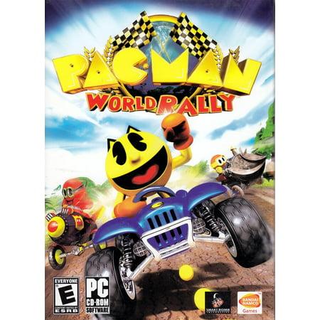 Pac-Man World Rally PC Game - Pep Rally Games Ideas