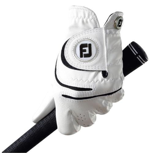 FootJoy WeatherSof Mens Left Hand Only Golf Gloves (Right Hand Golfer) (Pack of 3) MENS GLOVE SIZE MEDIUM LEFT HAND