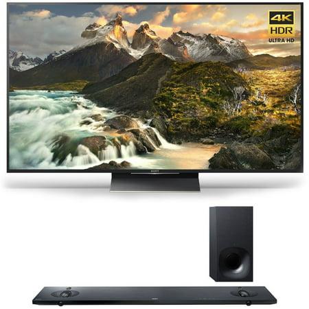 Sony XBR-75Z9D - 75-inch 4K Ultra HD LED TV w/