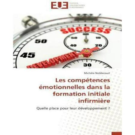 Les Competences Emotionnelles Dans La Formation Initiale Infirmiere - image 1 of 1