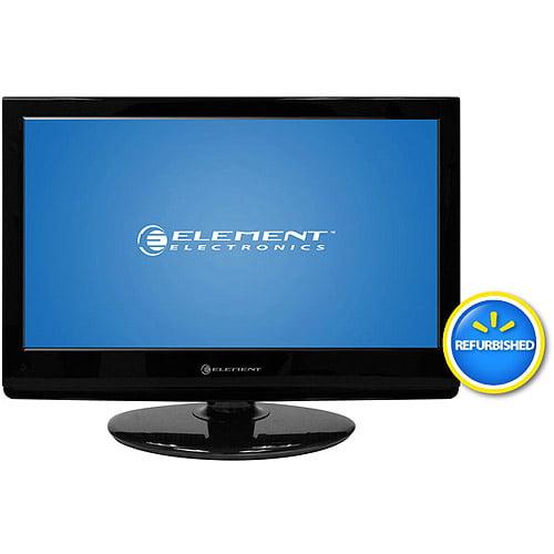 "Element ELCFT194  19"" Class LCD 720p 60Hz HDTV, Refurbished"
