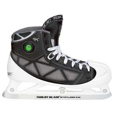 New Reebok 9K Pump Senior SK9KP Ice Hockey Skates Size 10 D by Reebok