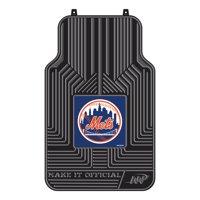 MLB New York Mets Floor Mats - Set of 2