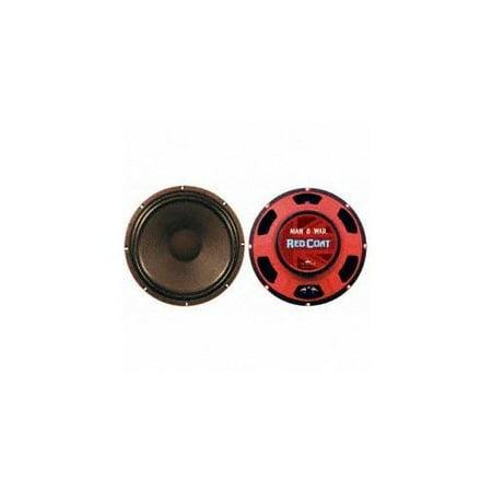 Eminence Red Coat MAN O WAR Speaker - 120 W RMS - 70 Hz to 5.50 kHz - 8 Ohm - (Eminence 12 Guitar Speaker)