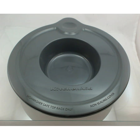 Glass Bowl Cover, 5 Qt, for KitchenAid , AP4568268, PS3407103, WPW10223140