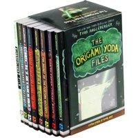 The Origami Yoda Files: 8 Book Box Set by Tom Angleberger