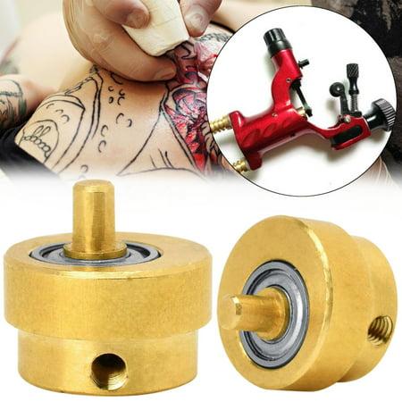 LuckyFine Rotary Tattoo Machine Gun Bearing Brass Liner Cam Wheel Replacement, 15x14mm