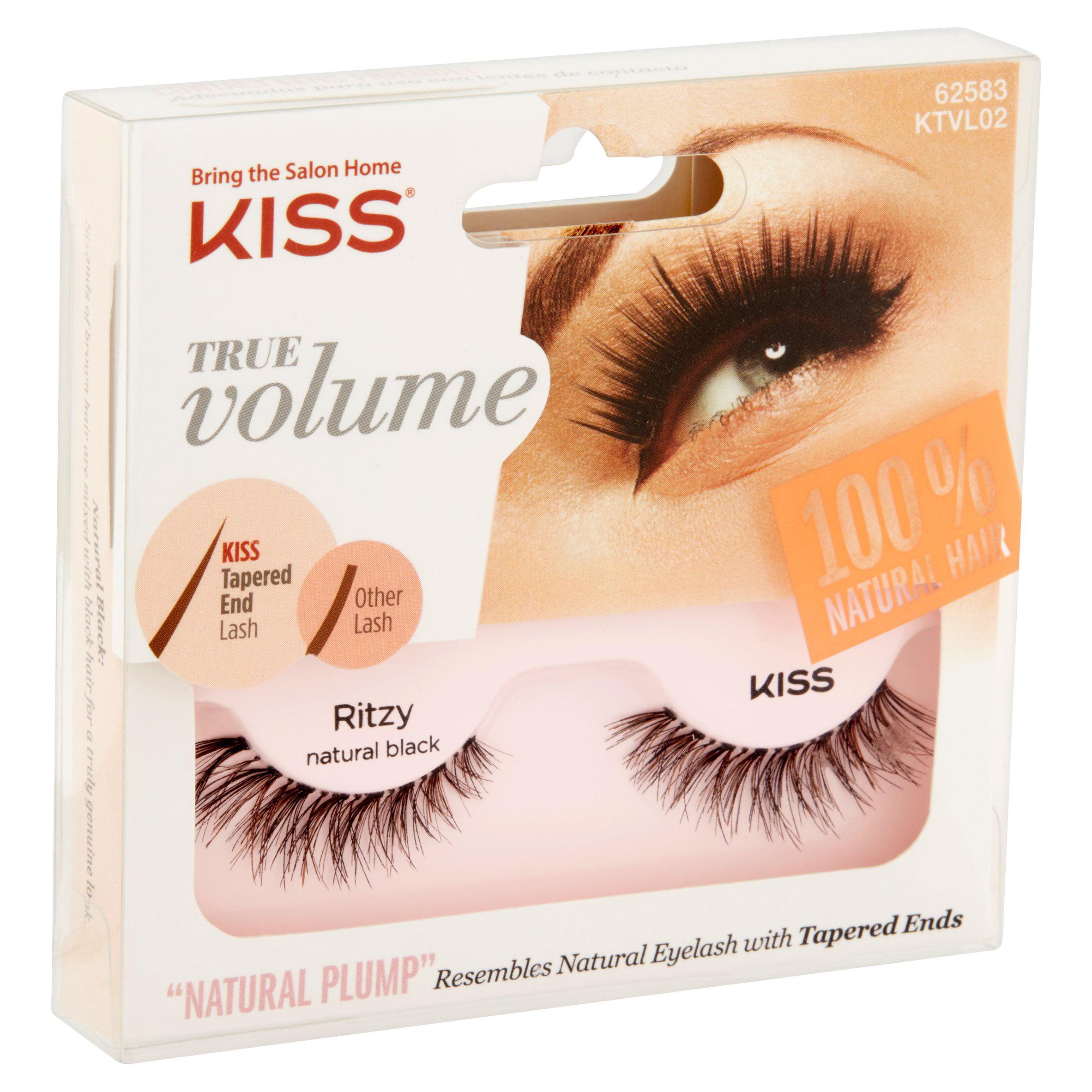 Kiss True Volume Lash Ritzy Walmart