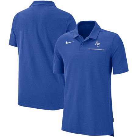 Air Force Falcons Nike 2019 Elite Coaches Sideline Polo -