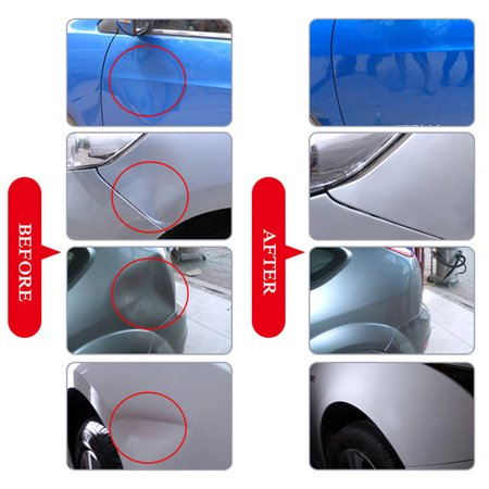 Ejoyous Car Body Dent Paintless Repair Tool Kit 1 Bridge Type Puller + 8pcs Glue Puller Tabs, Car Body Dent Repair Tool,PDR Puller Tabs - image 6 of 14