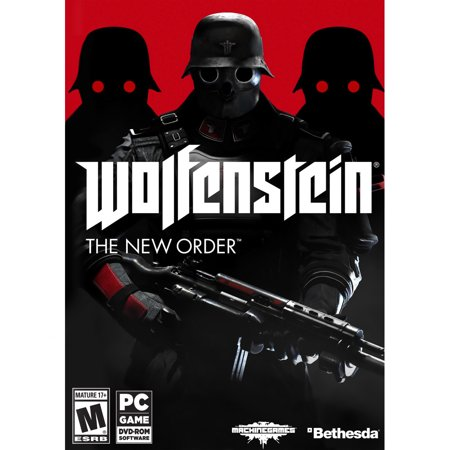 Wolfenstein: The New Order, Bethesda, PC, [Digital Download], (Wolfenstein The New Order All Health Upgrades)