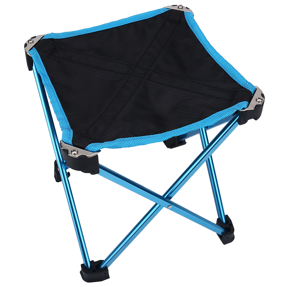 Dioche Portable Folding Stool Aluminum Alloy Fishing Chair