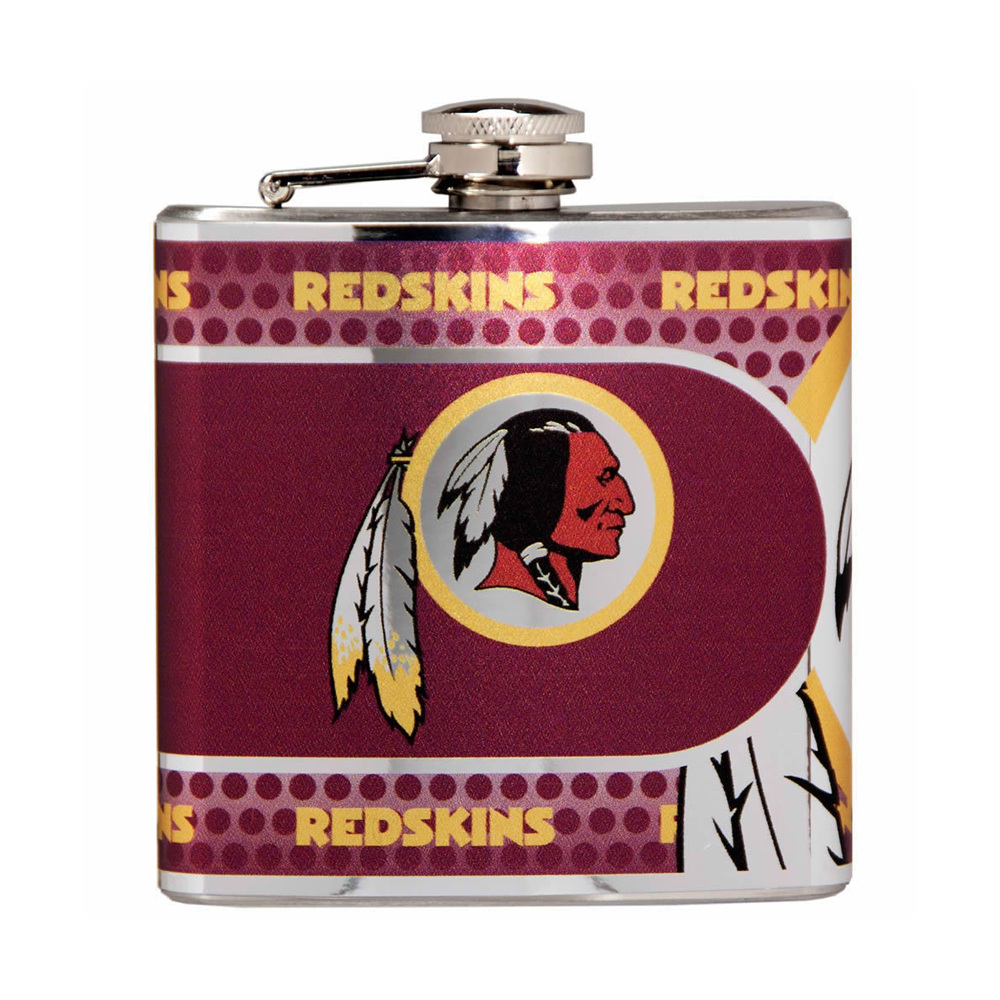 Great American Redskins Flask