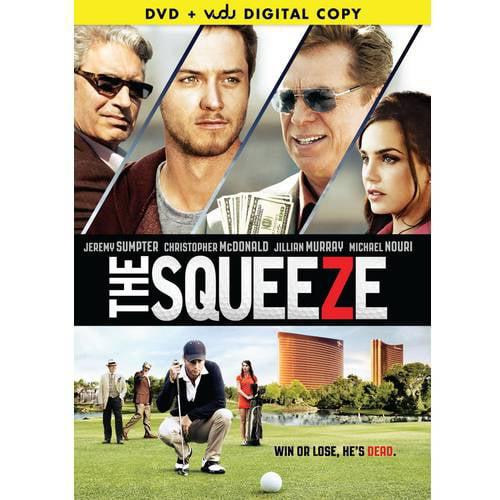 The Squeeze (Walmart Exclusive) (DVD + Digital Copy)