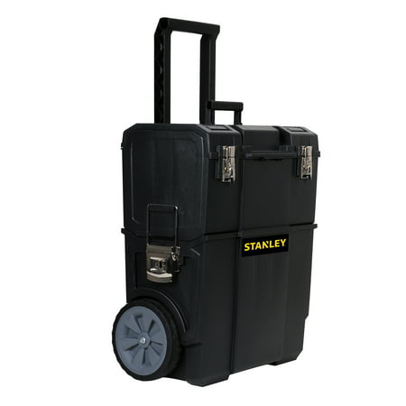 STANLEY STST18612W 2-IN-1 Mobile Work Center Plus Flat Top ()