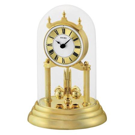 Tone Clock Circuit - Seiko QHN006GLH Anniversary Clock - Gold Tone