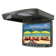 Tview T139DVFDGR 13'' Flipdown Wide Screen W/built In Dvd Player