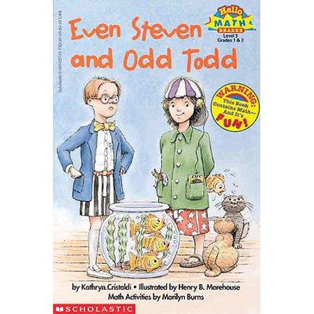 Even Steven and Odd Todd - Even Stevens Halloween